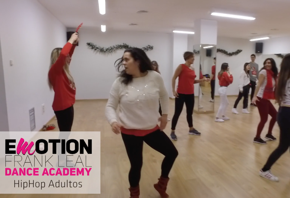 Emotion Hip Hop Adulto