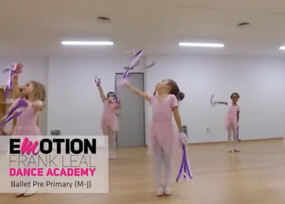 Ballet Pre Primary (M-J)