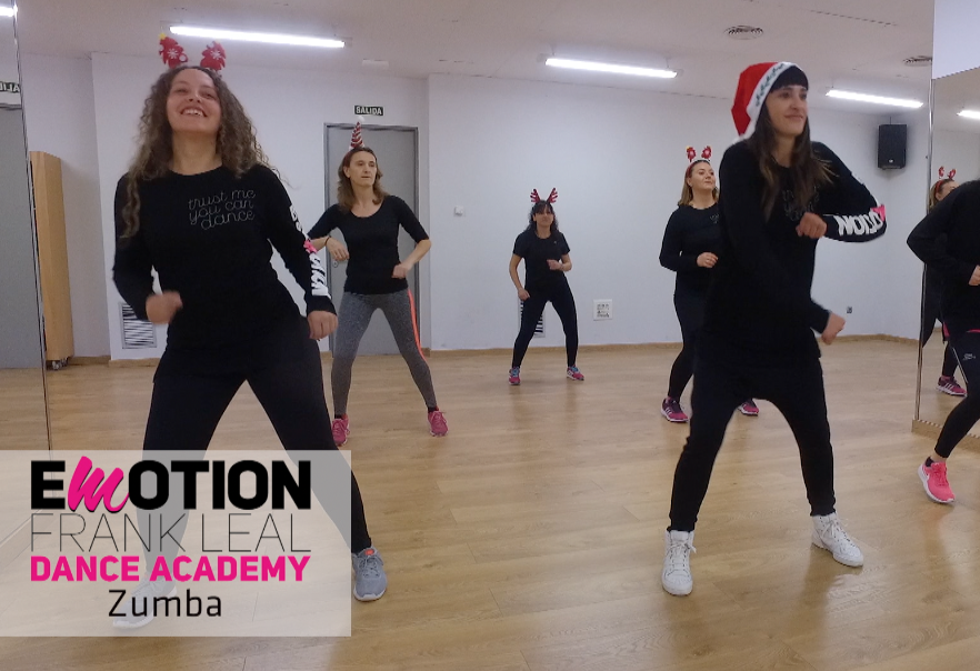 Break Dance – Zumba – Danza Oriental